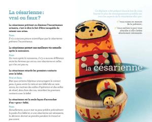 Dépliant : la Césarienne