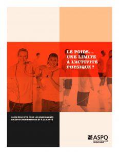 Guide éducatif pour les enseignants en éducation physique et à la santé