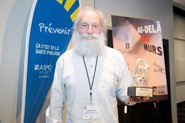 Yv Bonnier-Viger - Prix Jean-Pierre-Bélanger 2019