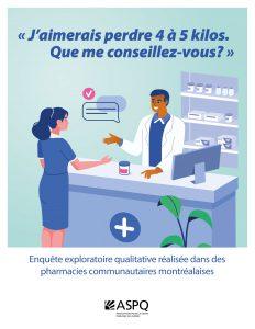 Enquête exploratoire qualitative réalisée dans des pharmacies communautaires montréalaises