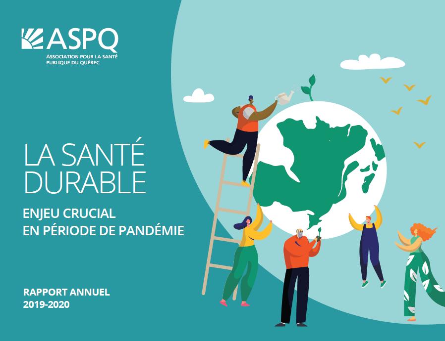 Rapport annuel ASPQ 2019-2020